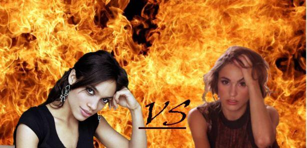 Rosario Dawson vs. Véronica Echegui